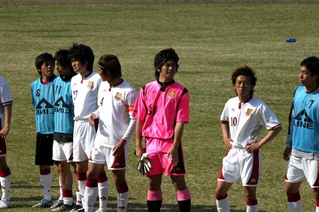 第03節 VS 塩釜FCヴィーゼ 2009.04.26