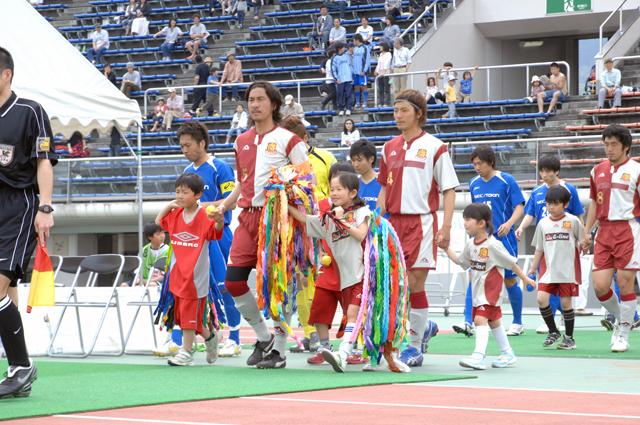 第04節 VS NECトーキンFC 2009.05.03