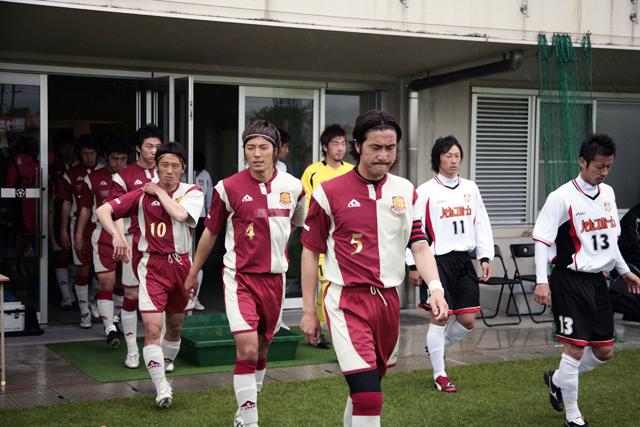 第05節 VS グルージャ盛岡 2009.05.17