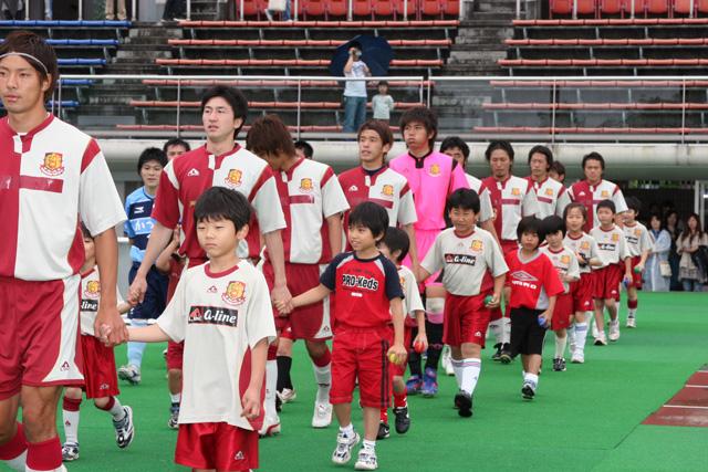 第08節 VS FCプリメーロ 2009.06.21