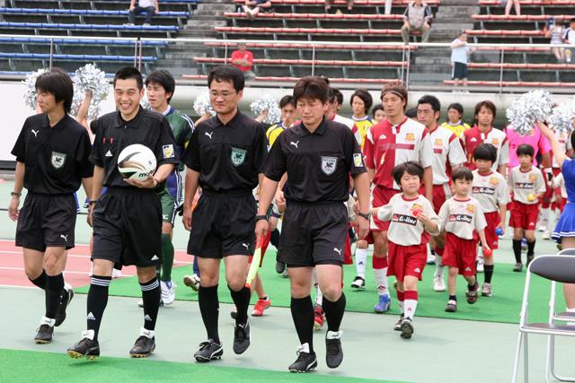 第09節 VS 仙台中田SC 2009.06.28
