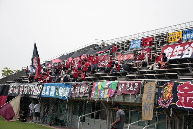第11節 VS NECトーキンFC 2009.07.12