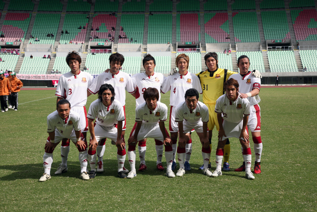天皇杯 2回戦 VS セレッソ大阪 2009.10.11