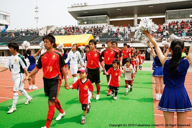 第8節 vs.塩釜FCヴィーゼ 2010.06.13