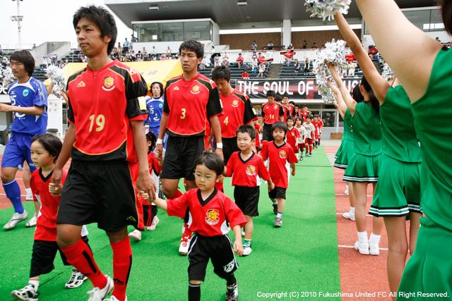 第11節 vs.コバルトーレ女川 2010.07.04