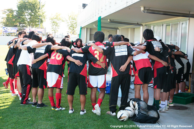 第14節 vs.グルージャ盛岡 2010.10.02