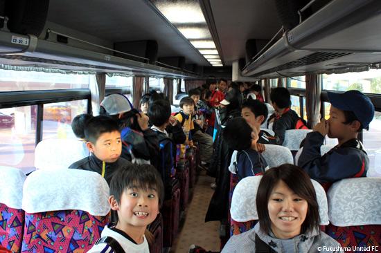 ベガルタ仙台復興支援企画「宮城・東北 Dream Project」2011.11.3