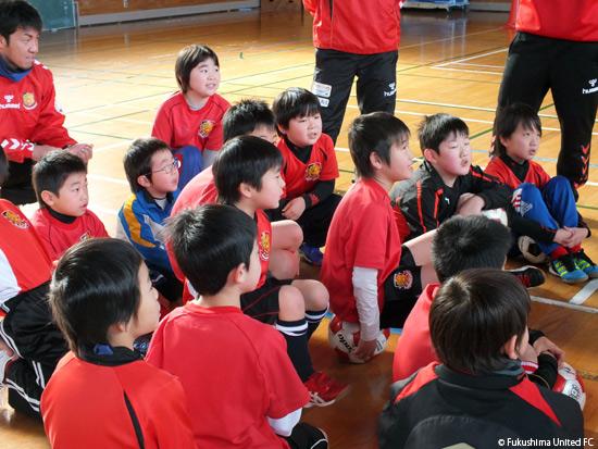 【スクール】2012年度初蹴り 2012.01.08