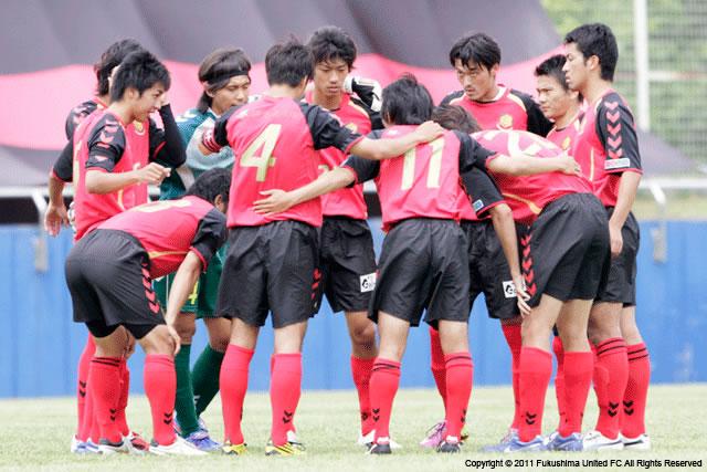 第4節 vs. 塩釜FCヴィーゼ 2011.06.12