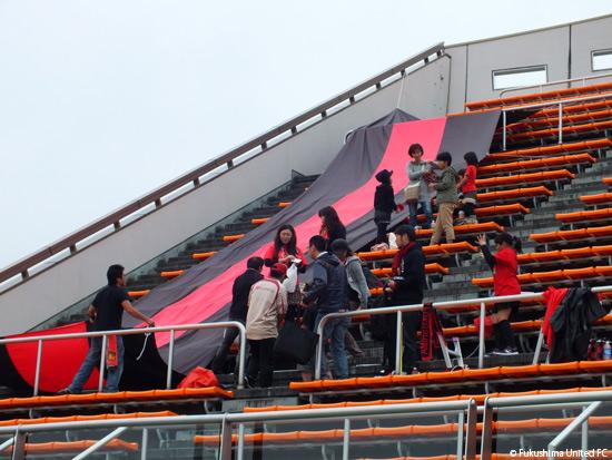 2011復興支援福島県チャレンジリーグ交流戦 vs FCシャイネン福島 2011.10.30