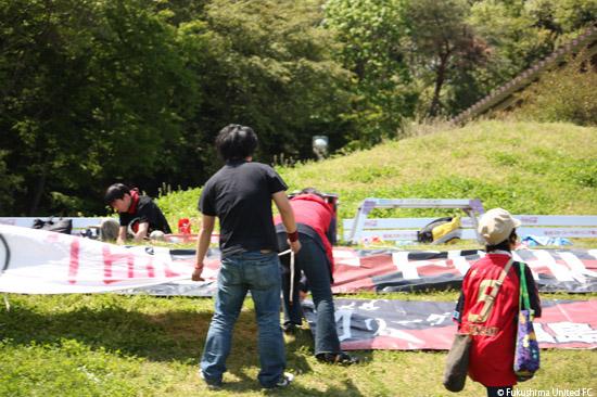 第4節 vs. 塩釜NTFCヴィーゼ 2012.05.13