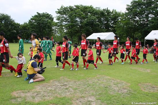 第8節 vs. 塩釜NTFCヴィーゼ 2012.06.24 撮影:時崎汎 氏