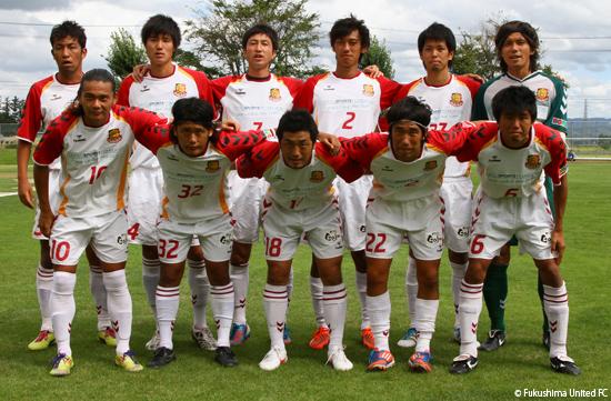 第12節 vs. FCプリメーロ 2012.09.16 撮影:時崎汎 氏