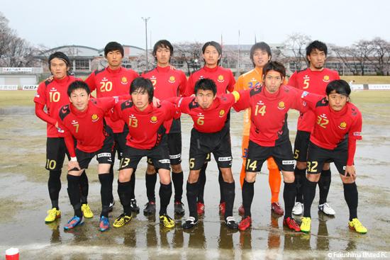 第15回日本フットボールリーグ第5節 vs. 栃木ウーヴァFC 2013.04.07 撮影:時崎汎 氏